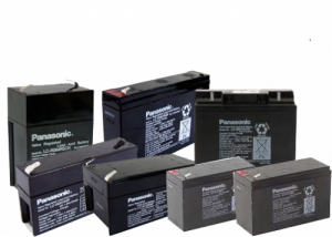 Аккумуляторная батарея 12В 1,3Ач Panasonic LC-R