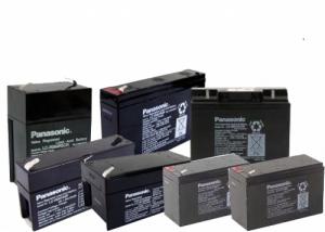 Аккумуляторная батарея 12В 17Ач Panasonic LC-R