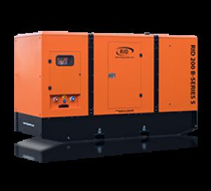 Дизель-генератор RID 200 B-series S в кожухе 3ф 200кВА/160кВт