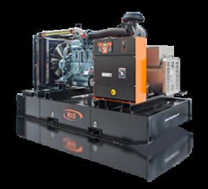 Дизель-генератор RID 300 B-series открытый 3ф 300кВА/240кВт