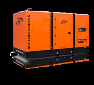Дизель-генератор RID 450 B-series S в кожухе 3ф 454кВА/363кВт