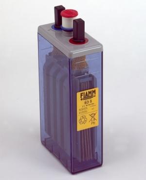 Аккумуляторная батарея 2В 80 Ач FIAMM SD