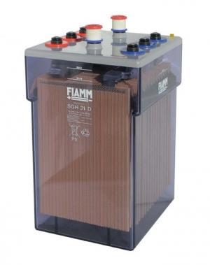 Аккумуляторная батарея 2В 550 Ач FIAMM SGL/SGH Groe