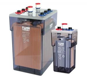 Аккумуляторная батарея 2В 2640 Ач FIAMM SGL/SGH Groe