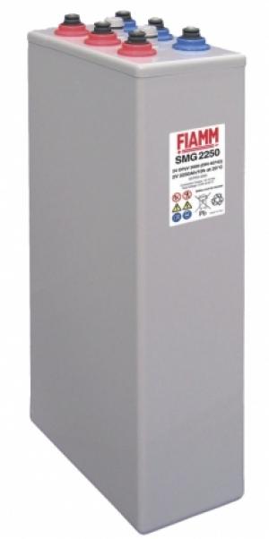Аккумуляторная батарея 2В 2250 Ач FIAMM SMG OPzV