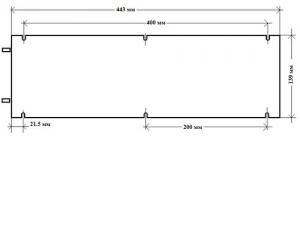 Преобразователь-конвертор DC/DC BIR Flatpack2 DC HV 220/48 15A