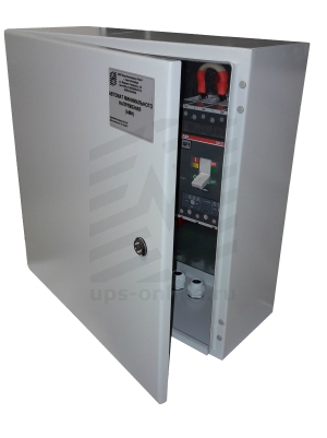 Шкаф размыкателя батарей ШРБ-BIR 100А