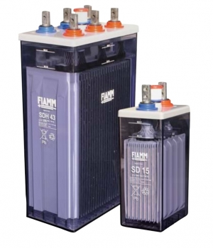 Аккумуляторная батарея 2В 640 Ач FIAMM SDH