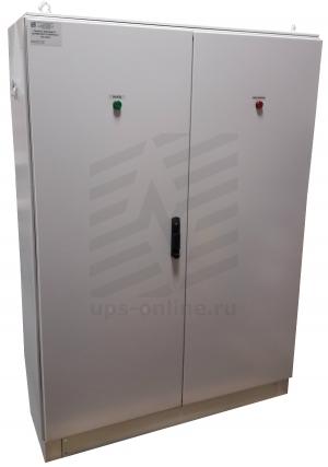 Шкаф внешнего сервисного байпаса (ШВСБ) BIR для ИБП 200кВа по схеме 2+1