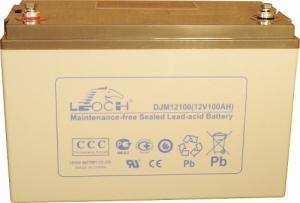 Аккумуляторная батарея LEOCH DJM12140