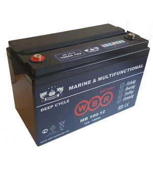 Аккумуляторная батарея WBR MSJ400
