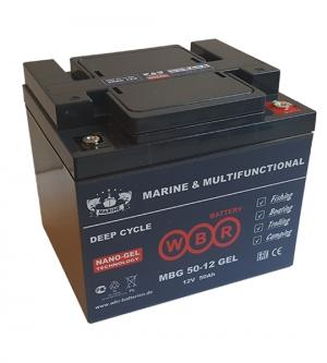Аккумуляторная батарея WBR MBG 150-12