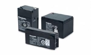 Аккумуляторная батарея 12В 17Ач Panasonic LC-P1217