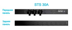 Панель АВР Delta InfraSuite STS 30A