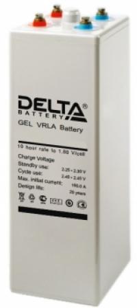 Аккумуляторная батарея Delta OPzV 1000