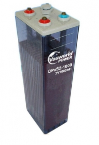 Аккумуляторная батарея Delta OPzS 2-1200