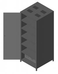 Батарейный кабинет DELTA DL-100