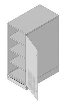 Батарейный кабинет DELTA D-10