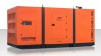 Дизель-генератор RID 1100 G-series S в кожухе 3ф 1100кВА/880кВт