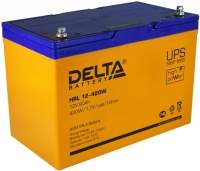 Аккумуляторная батарея Delta HRL 12-420W
