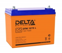 Аккумуляторная батарея Delta DTM 1275 L