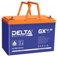 Аккумуляторная батарея Delta GX 12-90