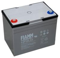 Аккумуляторная батарея 12В 33 Ач FIAMM FGL series