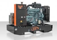 Дизель-генератор RID 200 B-series открытый 3ф 200кВА/160кВт