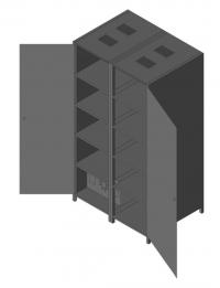 Батарейный кабинет DELTA DL-140