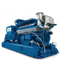 Газовый двигатель MWM TCG 3016 V16