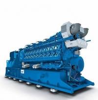 Газовый двигатель MWM TCG 2020 V12
