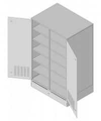 Батарейный кабинет DELTA D-14SU