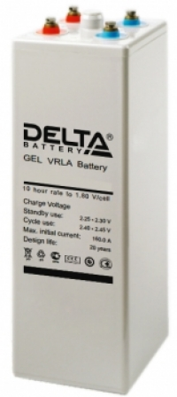 Аккумуляторная батарея Delta OPzV 1500