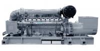 Газовый генератор Siemens SGE-18SL