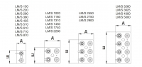 Аккумуляторная батарея 2В 3625 Ач FIAMM LM Solar OPzS