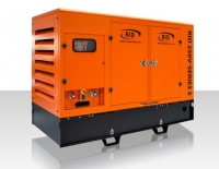 Дизель-генератор RID 200 V-series S в кожухе 3ф 200кВА/160кВт