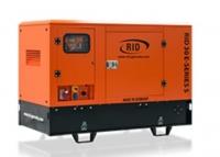 Дизель-генератор RID 40 E-series S в кожухе 3ф 40кВА/32кВт