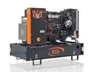 Дизель-генератор RID 30 E-series открытый 3ф 30кВА/24кВт
