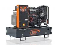 Дизель-генератор RID 60 E-series открытый 3ф 60кВА/48кВт