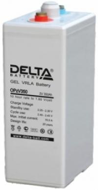 Аккумуляторная батарея Delta OPzV 350