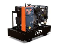 Дизель-генератор RID 300 G-series открытый 3ф 300кВА/240кВт
