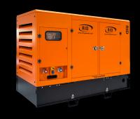 Дизель-генератор RID 300 G-series S в кожухе 3ф 300кВА/240кВт