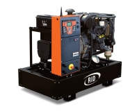 Дизель-генератор RID 350 G-series открытый 3ф 350кВА/280кВт