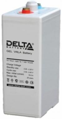 Аккумуляторная батарея Delta OPzV 420