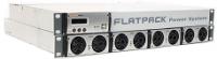 Выпрямительная система постоянного тока 220/24 Flatpack2 Integrated 2U 24В