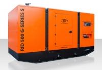 Дизель-генератор RID 500 G-series S в кожухе 3ф 500кВА/400кВт