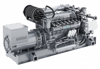 Газовый генератор Siemens SGE-56HM Plus