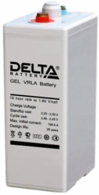 Аккумуляторная батарея Delta OPzV 600