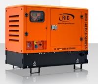 Дизель-генератор RID 8/48 DC E-series S в кожухе постоянное 8кВА/6,4кВт