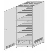 Батарейный кабинет DELTA DL-801
